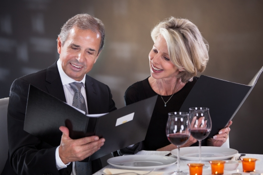 Dress Code für ein Geschäftsessen
