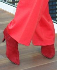 PK-Schuh-Rot
