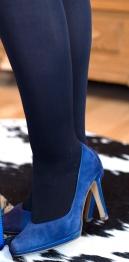 BlueDress-Schuhe