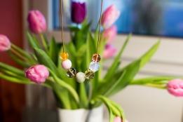 Kette-Blumen