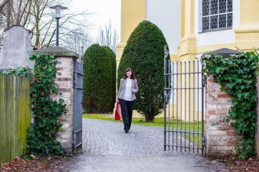 MB-Hahentritt-Blazer-Spaziergang
