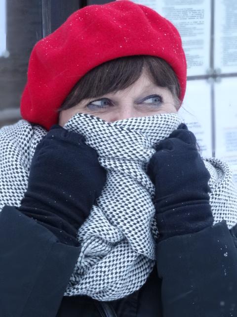 Schnee-Tegernsee-kalt