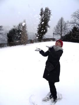 Schnee-Tegernsee