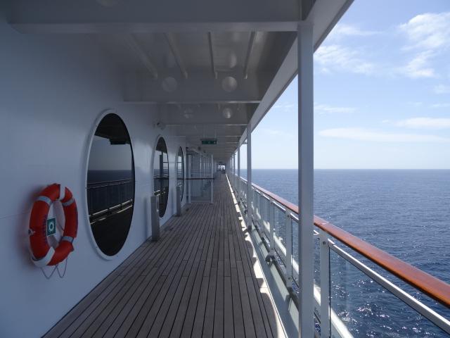 Meine Kreuzfahrt mit der MS EUROPA 2