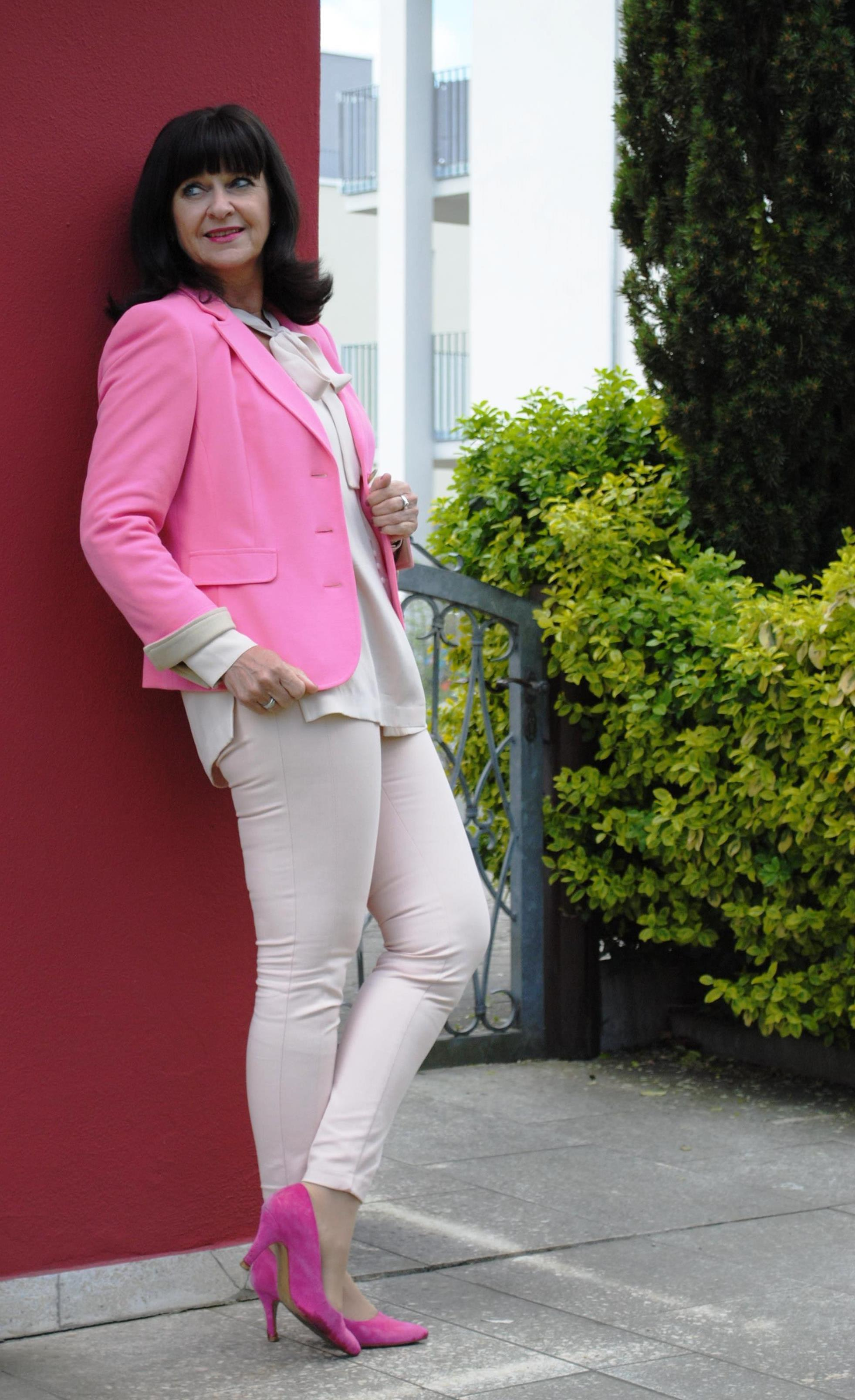 Easy Chic in Rose Quartz und Pink