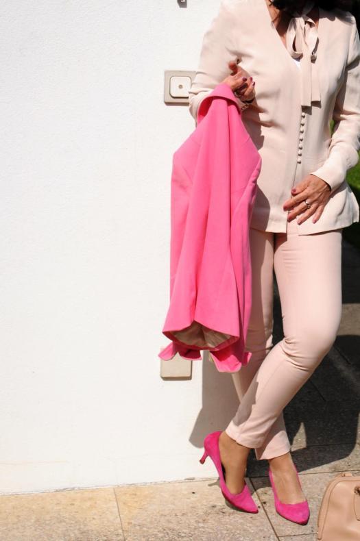 Rose Quartz - Blazer